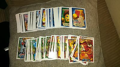 4 x LEGO NINJAGO TRADING CARDS (Spares Choose 4 cards from list)
