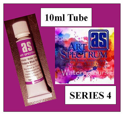 ART SPECTRUM FINEST ARTIST  FLINDERS BLUE VIOLET WATERCOLOUR 10ml TUBE S4