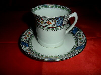 Sutherland China Cup And Saucer   (D3)