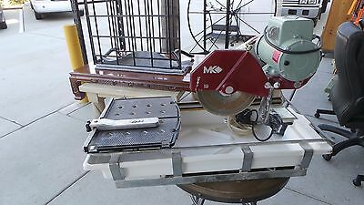 MK Diamond MK-101 Ceramic Wet Tile Saw