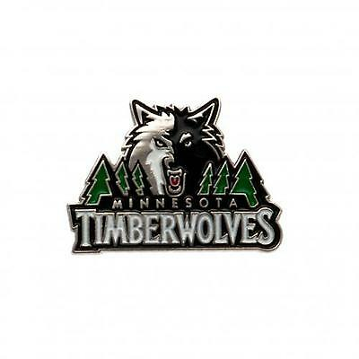 Minnesota Timberwolves Badge OFFICIAL LICENSED PRODUCT