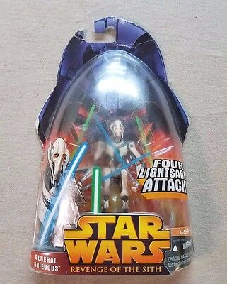 Star Wars Revenge of the Sith General Grievous Collectible #9 GG8