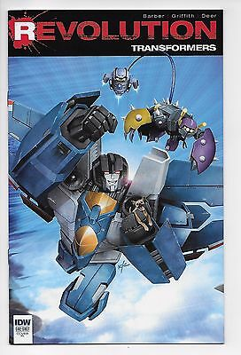 Transformers Revolution #1 - 1:10 RI Variant (IDW, 2016) - New/Unread (NM)
