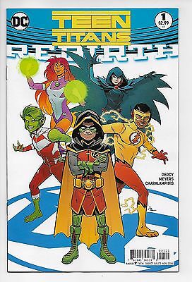 Teen Titans Rebirth #1 - Variant Cover (DC, 2016) - New/Unread (NM)