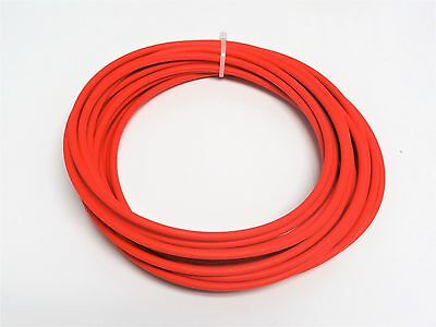 Automotive Wire 10 Awg High Temp Gxl  Wire Red 250 Ft On A Spool Made In U.s.a