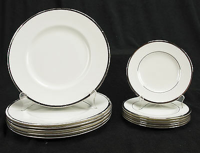 12 x Wedgwood Dinner Side Bread Entree Plates