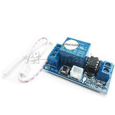 New 1 Channel 5V Latching Relay Module with Touch Bistable Switch MCU Control