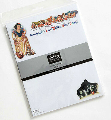 Disney Themed Letterhead Stationary Vol. 1~Disney Archive Collection~4051320