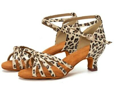 Multi-Color High Quality Latin Dance Shoes for Women/Ladies/Girls/Tango&Salsa217