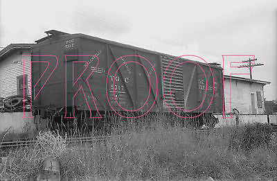 Wellsville, Addison & Galeton (WAG) Outer Braced Boxcar 5317 - 8x10 Photo