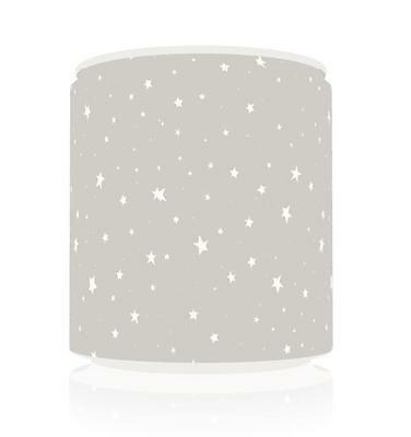 "Millie And Boris Style Stars  Small Lamp Shade 8"" Nursery Kids Room  Free P&p"
