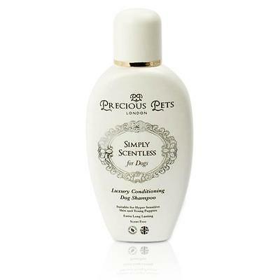 Precious Pets Simply Scentless Luxury Conditioning Cat Shampoo 200ml
