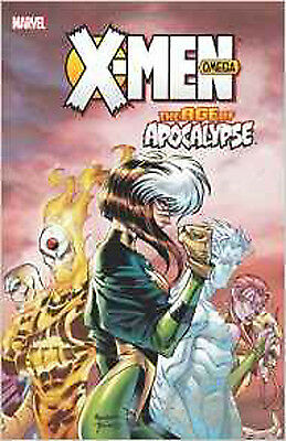X-Men: Age of Apocalypse Volume 3: Omega, New, Adam Kubert, Chris Bachalo, Larry