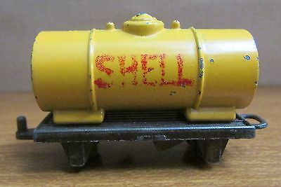 Old Lone Star Locos Made In England Shell Petrol / Oil Railway Tanker