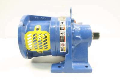 New Sm-Cyclo Cnhj-6100Y-29 1-1/8 In 1.62Hp 29:1 Helical Gear Reducer D549711