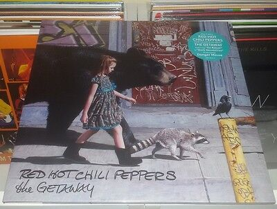 RED HOT CHILI PEPPERS - THE GETAWAY (2xLP) Sigillato