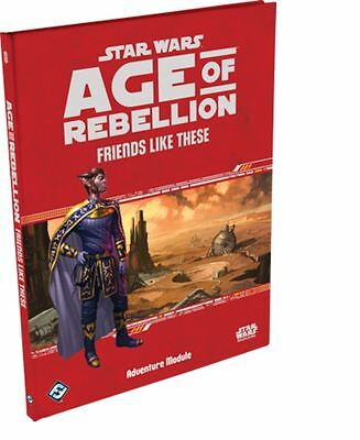 Star Wars - Age of Rebellion RPG - Friends like These