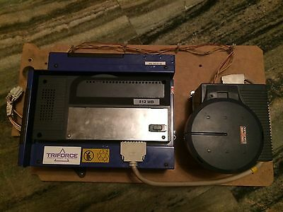 Sega Triforce + Dimm 4.02 512MB + GD-Rom Player + VS 2002. 100% Working & Tested