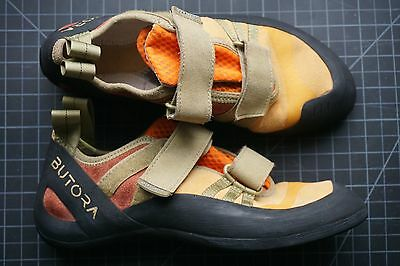 Butora Endeavor Sierra Gold Rock Climbing Shoes USmen 7.5, USW 8.5, EUR 40,UK6.5