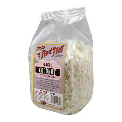 Bob's Red Mill Coconut Flakes Unsweetened (1x25LB )