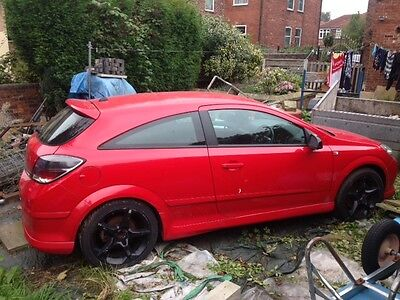 VAUXHALL ASTRA 1.6 SRI TURBO 58 PLATE 09  Lovely Looking Car