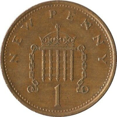 NEW PENNY VERY RARE COINS! UK Dates 1971 - 1980