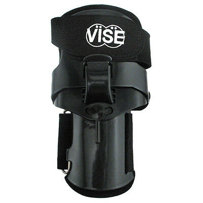 Vise V3 Wrist Support Right Handed Bowling Glove Charcoal