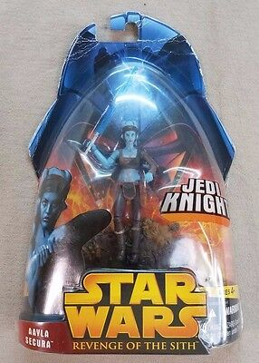 Star Wars Revenge of the Sith Jedi Knight Aayla Secura #32 Collectors Set GG8
