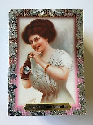 Complete 1995 Coca Cola Super Premium Trading Card Set From Collect-A-Card