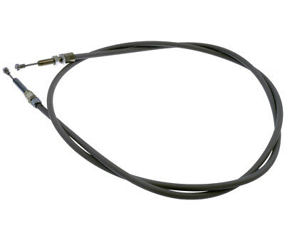 Replacement brake cable cable + 15cm longer front gray for Zündapp moped moped
