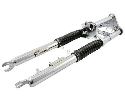 Fork of EWC in chrome completely Tomos A35 Moped Moped