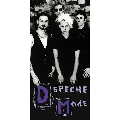 Depeche Mode  Banner - Photo Songs Of Faith And Devotion