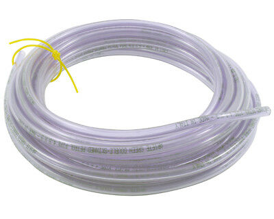 Fuel hose Ariete transp. 10 meters double 4,8x9mm Motorcycle Scooter Quad