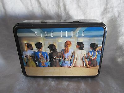 Pink Floyd Playing Cards Metal Tin 2 Decks  new and sealed (BH)