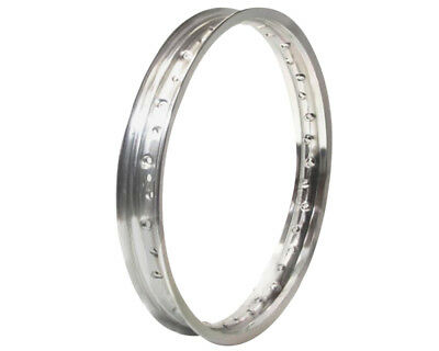 Rim 1.40-17 universal 3.50mm chrome motorcycle, moped