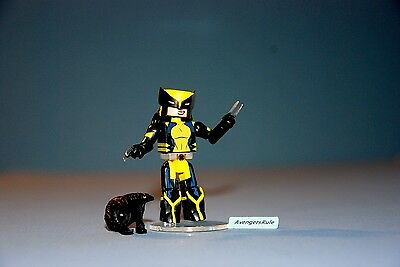 MiniMates Marvel Now! Series 1 X-23 as Wolverine