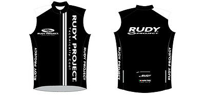Rudy Project Wind Vest Rp920104 Black Size L