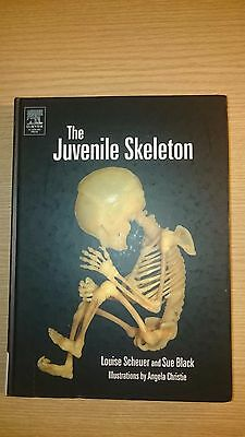 The Juvenile Skeleton - Ex Library Book, very good