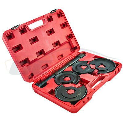 Coil Spring Compressor Set Toolbox for Mercedes and more Vehicle types 5 Pcs