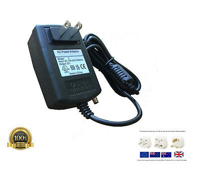 AC DC Powe Adapter Wall Charger for Sony SRS-X55 Sony SRS-XB3  Bluetooth Speaker