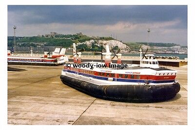 rp17106 - Hoverspeed SRN4 mk2 Hovercraft , Sure - photo 6x4