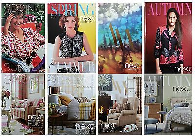 New Next Fashion & Home Directory Spring/summer Autumn/winter 2012 2013 2014