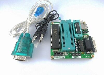 Latest Single-chip programme EP51 AT89 STC MCU ATMEL CHIP Burner Programmer