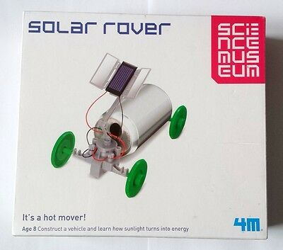 4M Science Museum - Solar Rover **NEW/SEALED** - Science Kit