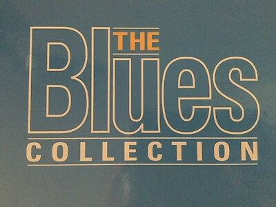 THE BLUES COLLECTION - COMPLETE SET - ORBIS CDs AND MAGAZINES
