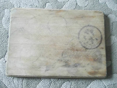 Vintage Wooden Bread/ Chopping Board