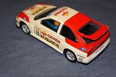 "Hornby Hobbies Scalextric  1/32"" Ford Escort Rs Cosworth Cepsa"