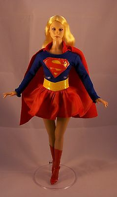 Super Girl · Doll Clothing Set Barbie·volks·cygirl·hottoys & Other 1/6 Plus Gift