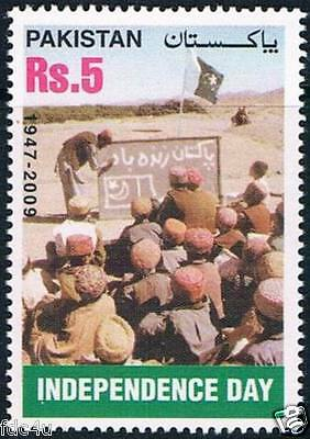 Pakistan Stamps 2009 Independence Day MNH