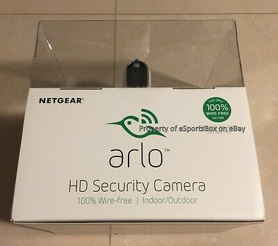 NEW Arlo Security System - 1 Wire-Free HD Camera Kit with Base Station (VMS3130)